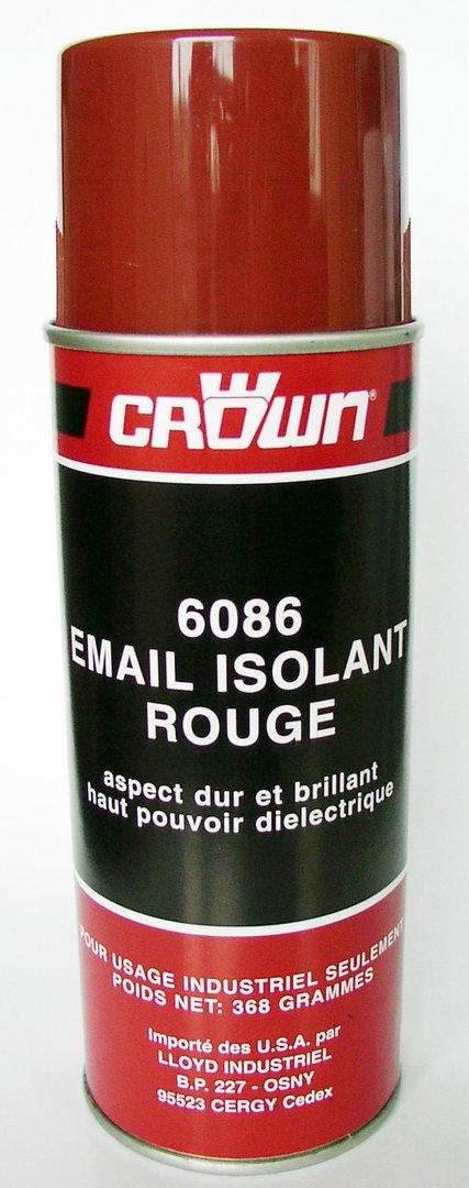 email isolant rouge aerosol 520ml 6086 6086 aciers sp ciaux et autres m taux abrasifs. Black Bedroom Furniture Sets. Home Design Ideas